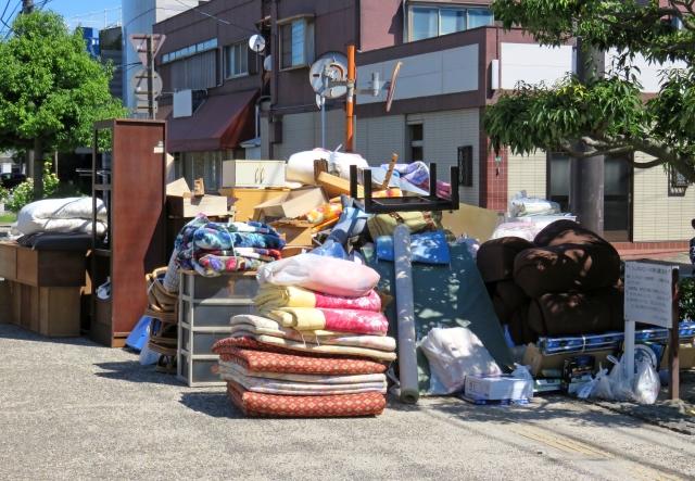 静岡県の粗大ごみ持ち込みと戸別収集の方法、簡単・格安の回収業者